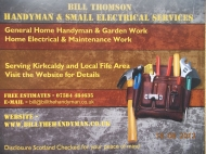 Bill Thomson Handyman & Small Electrical Services