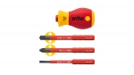 Image of Wiha slimVario Stubby Screwdriver Set