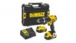 Image of DeWalt DCD785P2T Cordless Combi-Hammer Drill