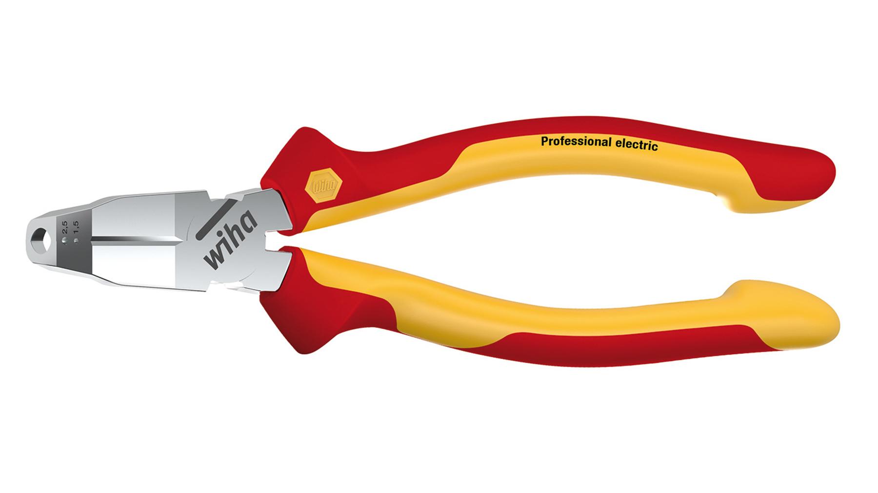 image of Wiha Tools TriCut Pliers
