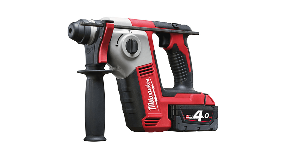 image of Milwaukee M18BH-402C compact SDS+ Rotary Hammer