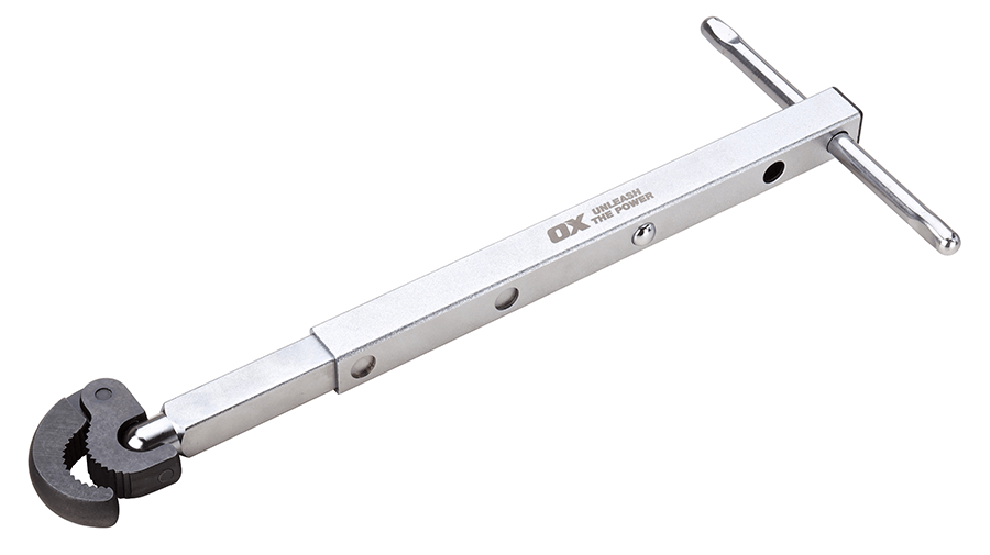 image of OX Tools PRO ADJUSTABLE BASIN WRENCH