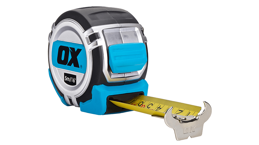 image of OX Tools  PRO HEAVY DUTY TAPE MEASURE