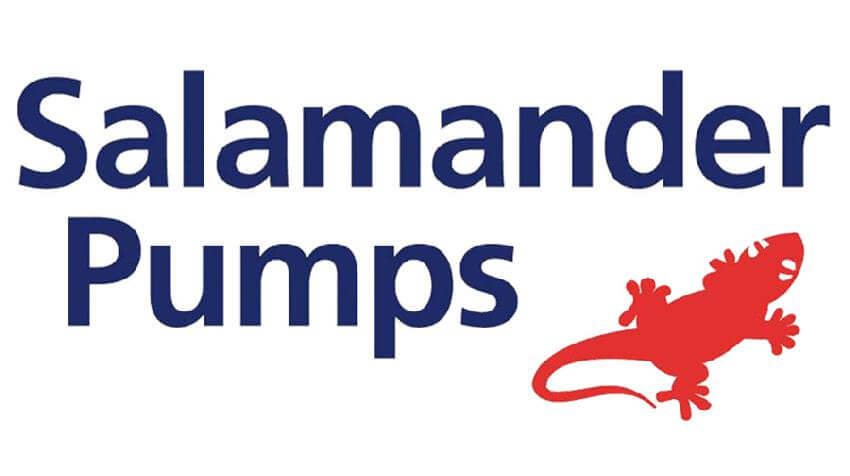 Image result for salamander pumps logo
