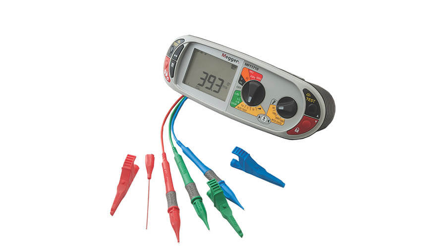 image of Megger MFT1710 Multifunction Tester