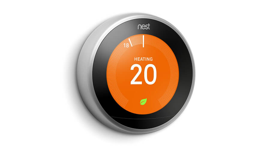 image of NEST Learning Thermostat 3rd Generation