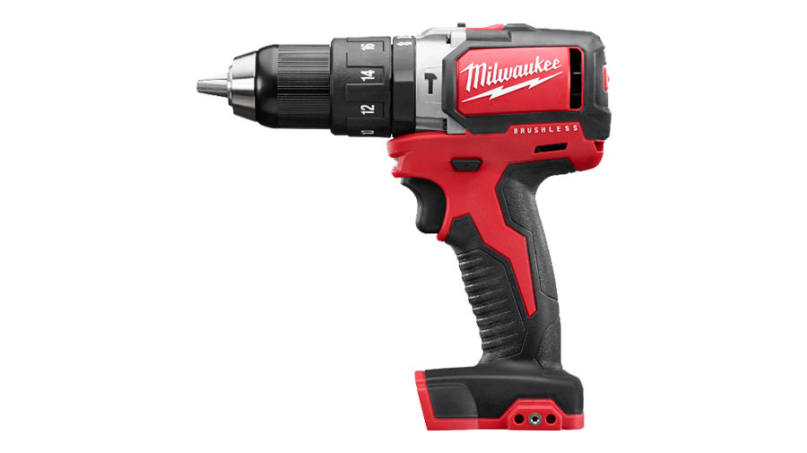 "image of Milwaukee M18™ 1/2"" Compact Brushless Hammer Drill/Driver"