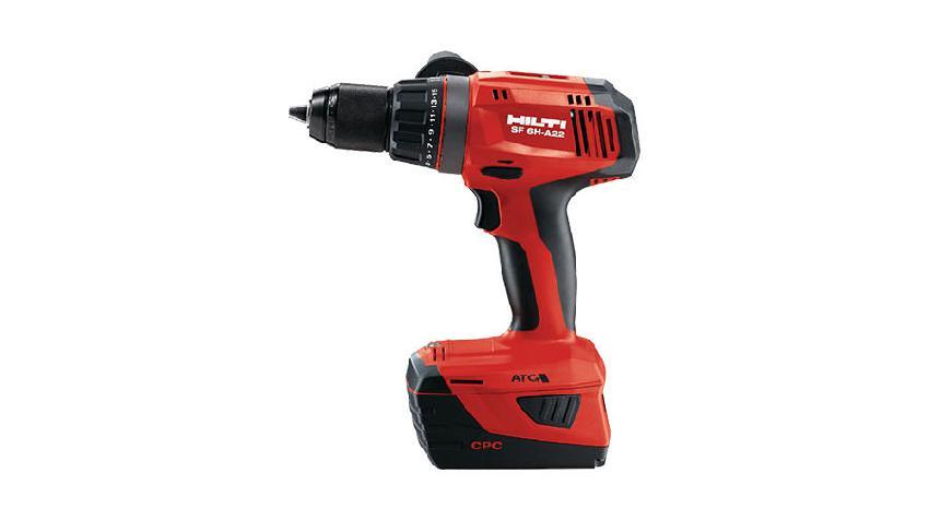 hilti sf 6h a22 22v hammer drill driver latest reviews. Black Bedroom Furniture Sets. Home Design Ideas
