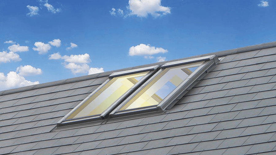 image of Keylite Roof Ridge Window