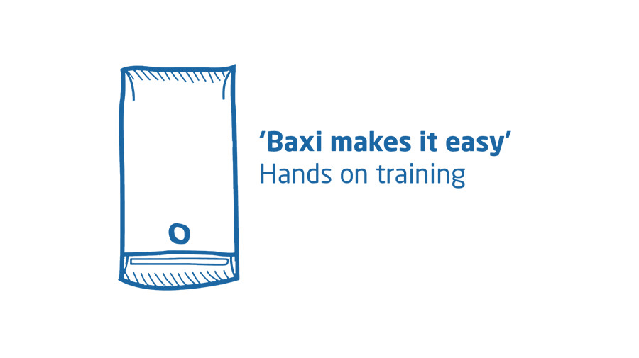 image of Baxi Training Days