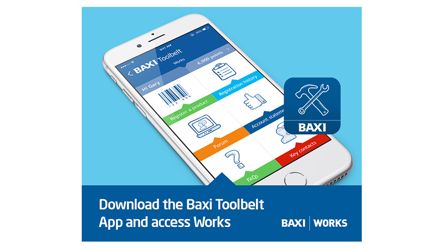 image of Baxi Toolbelt App