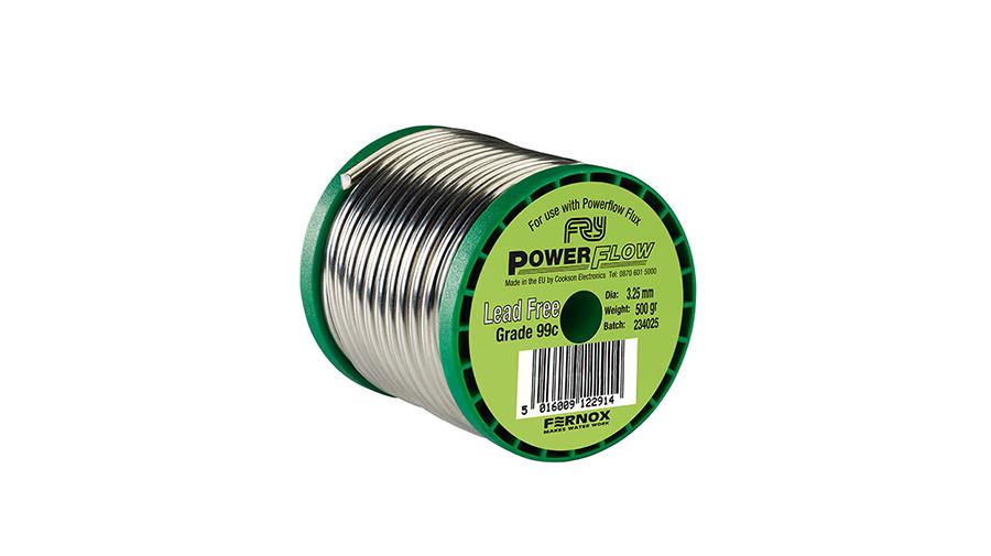 image of Fernox 99c Lead Free Solder Wire