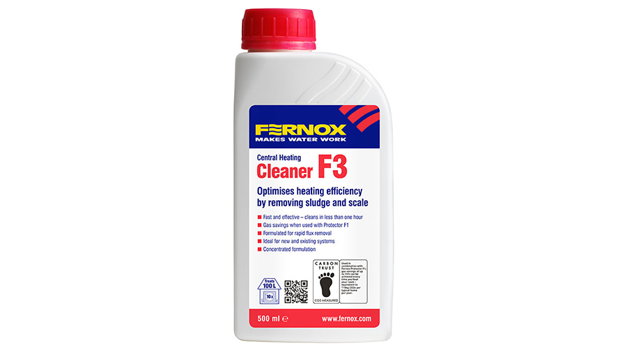 image of Fernox Cleaner F3 500ml