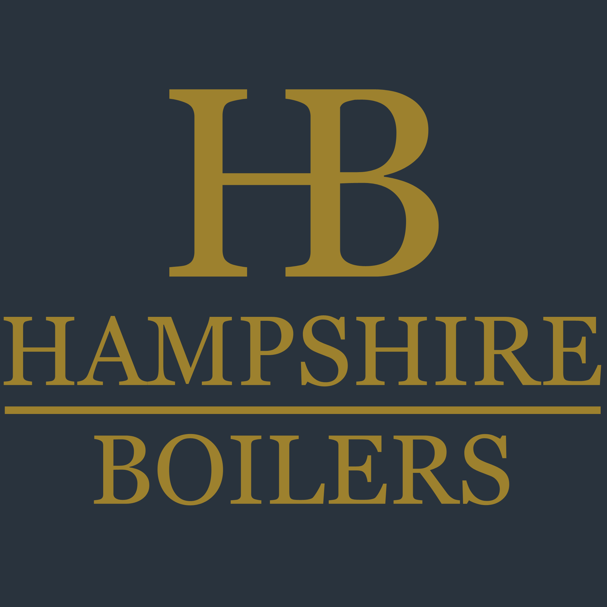 Hampshire Boilers Verified Logo