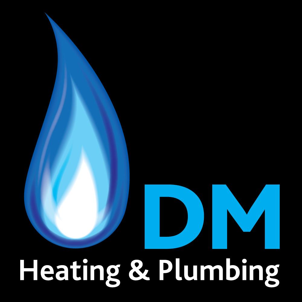 DM Heating & Plumbing Verified Logo