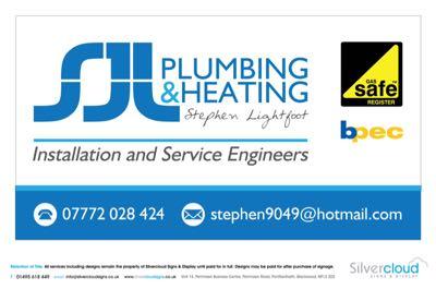 SJL Plumbing and Heating