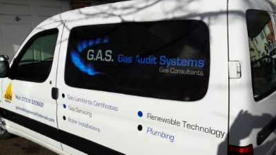 Gas Audit Systems Verified Logo