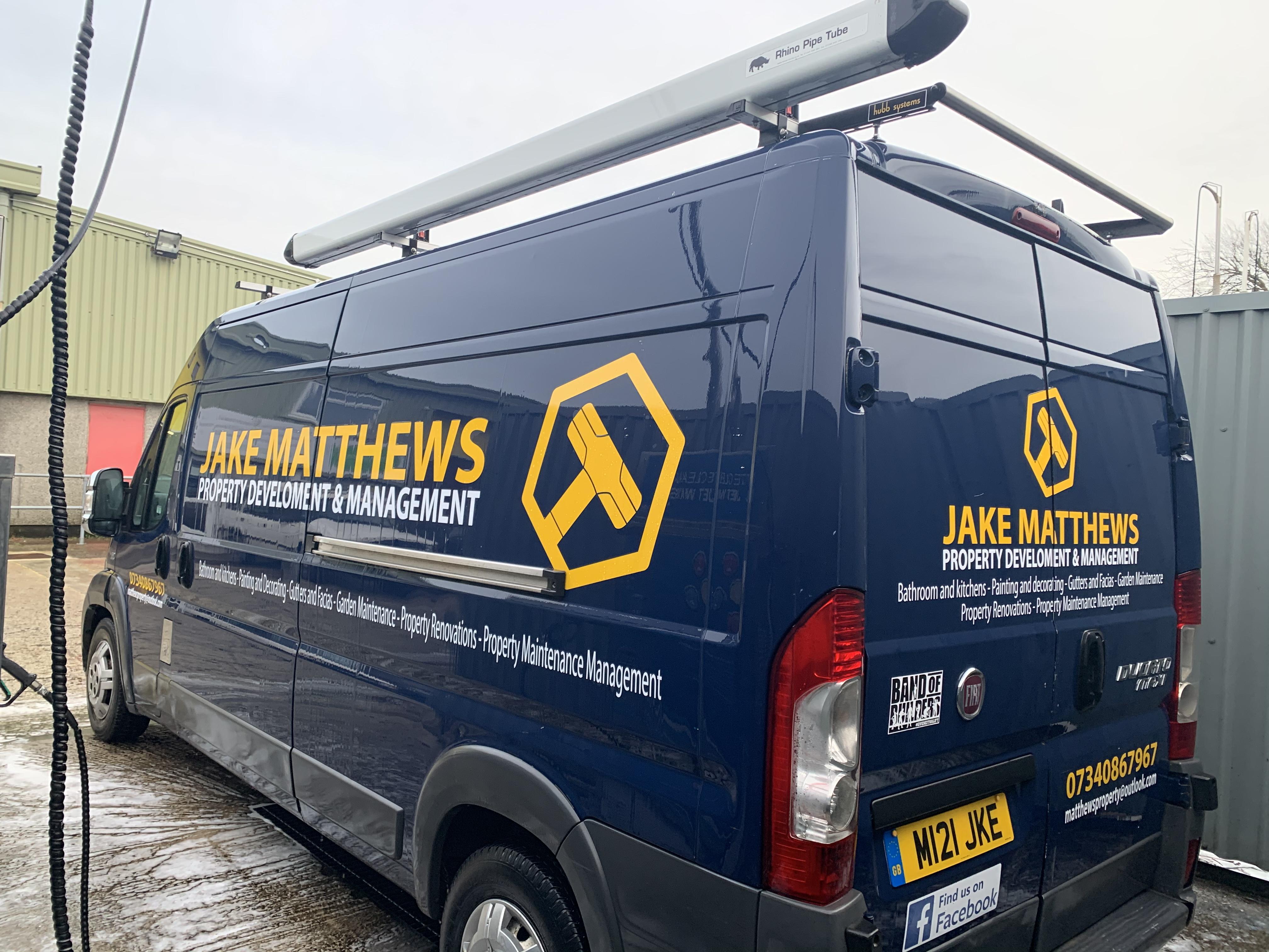 Jake Matthews Property Development and Management Verified Logo