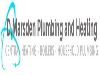 D Marsden Plumbing & Heating Verified Logo