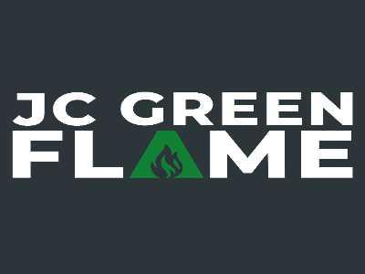Jc's green flame Verified Logo