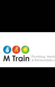 M Train Plumbing, Heating & Renewables Ltd Verified Logo