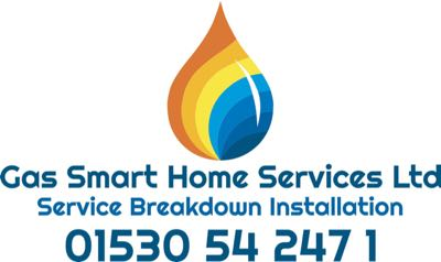 Gas Smart Home Services Verified Logo