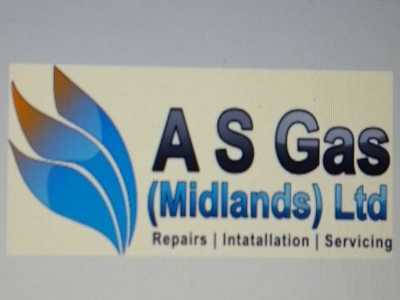 AS GAS (MIDLANDS) LIMITED Verified Logo