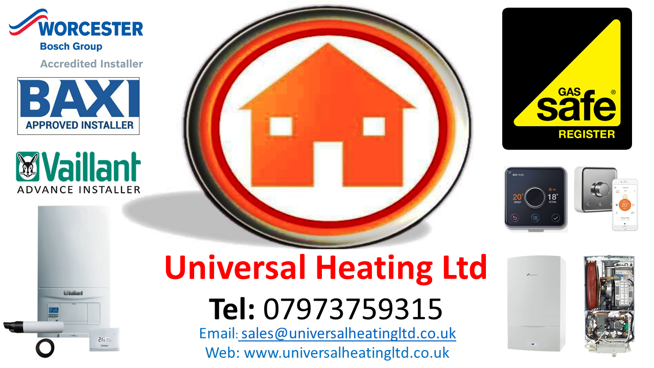 Universal Heating Ltd Verified Logo