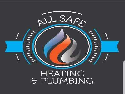 All safe heating and plumbing Verified Logo