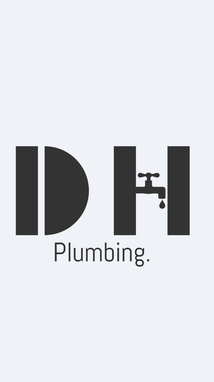 D.H plumbing Verified Logo