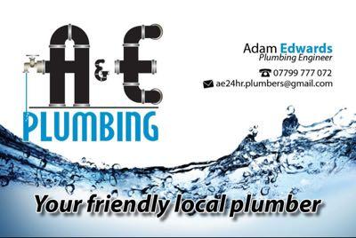 A&e plumbing Verified Logo