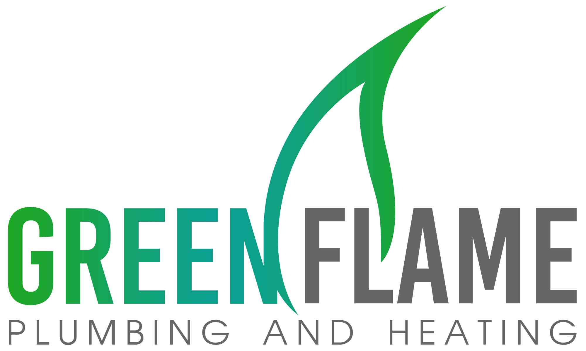 Green Flame Plumbing and Heating Verified Logo