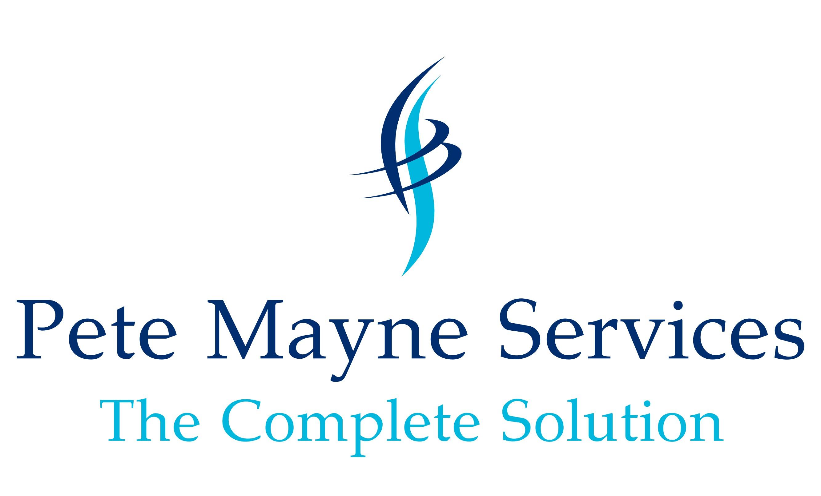 Pete Mayne Services Verified Logo