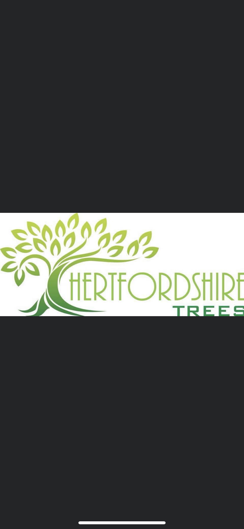 Hertfordshire Trees Verified Logo