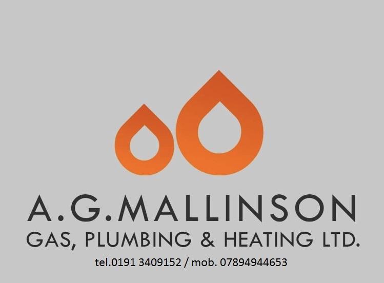 A.G.Mallinson Gas, Plumbing and Heating Ltd Verified Logo