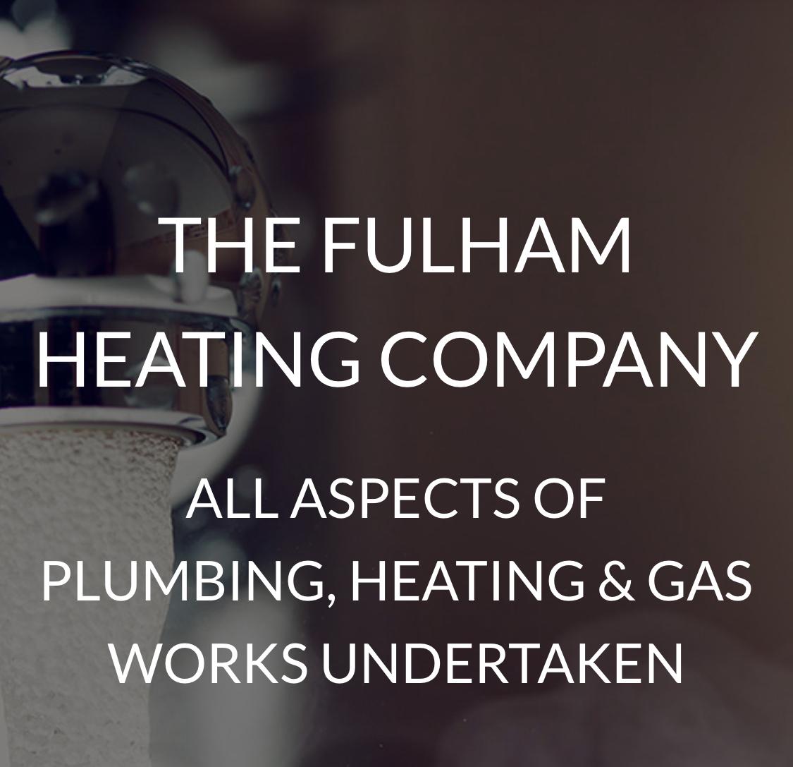 The Fulham Heating Company Verified Logo