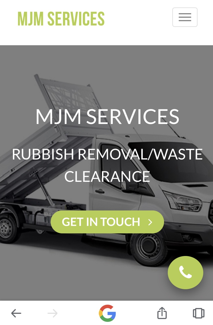 MJM Services Verified Logo