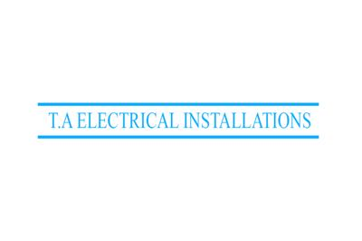 T.A electrical installations Verified Logo