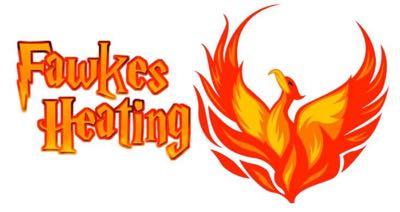 Fawkes Heating Verified Logo