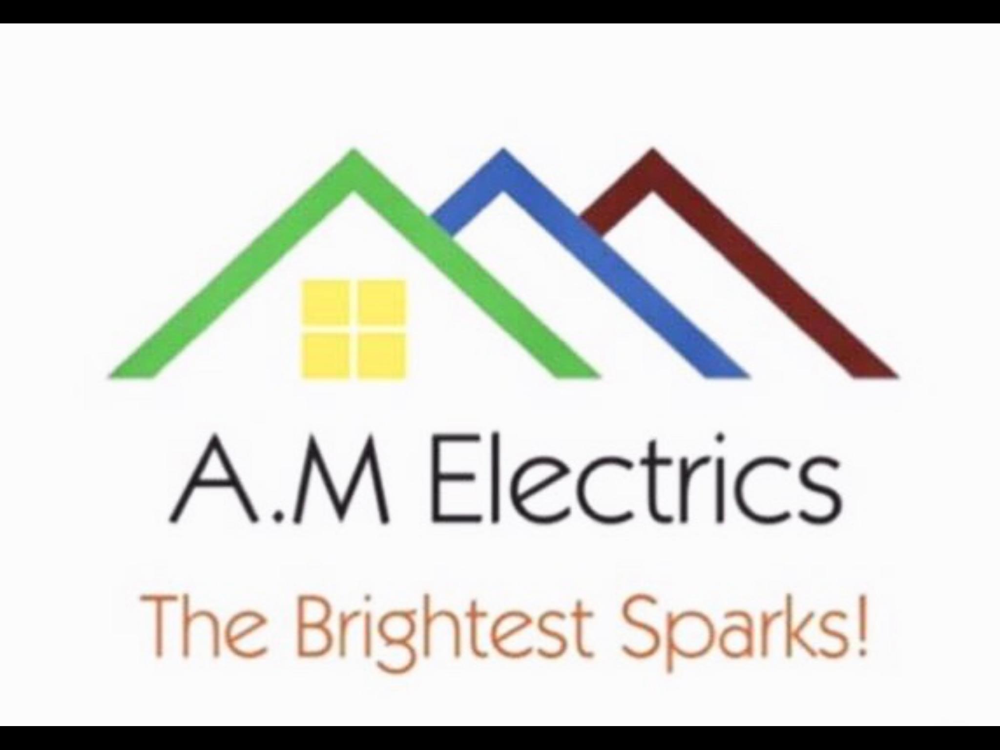 A.M Electrics Verified Logo