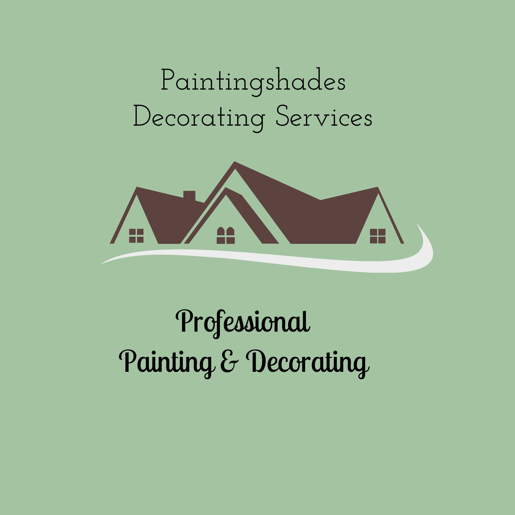 Paintingshades decorating services Verified Logo