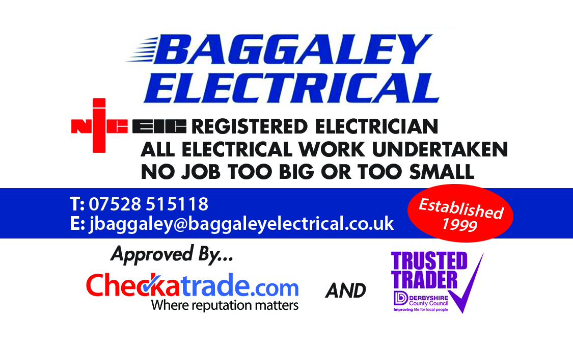 Baggaley Electrical Services Verified Logo