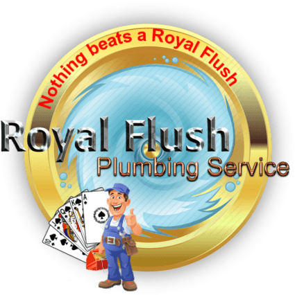 A Royal Flush Plumbing Verified Logo