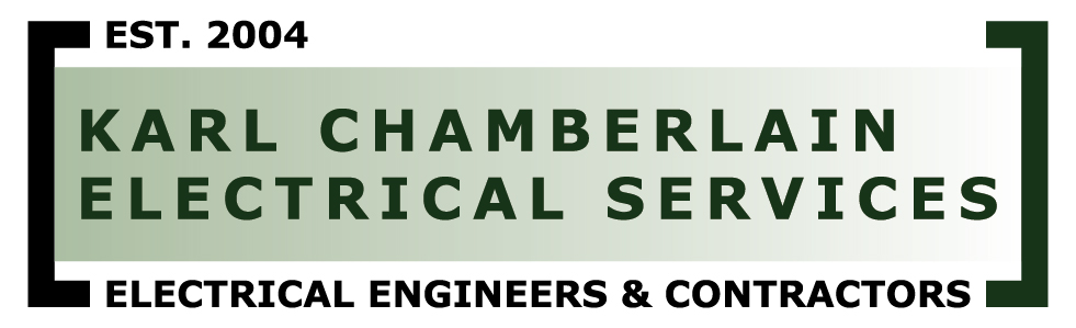 Karl Chamberlain Electrical Services Verified Logo