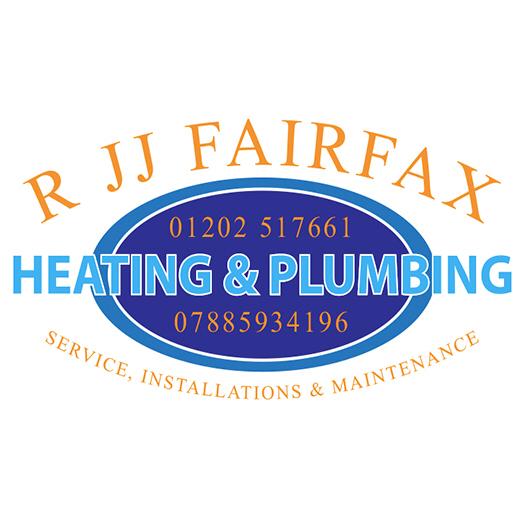 R JJ Fairfax Heating and Plumbing Verified Logo