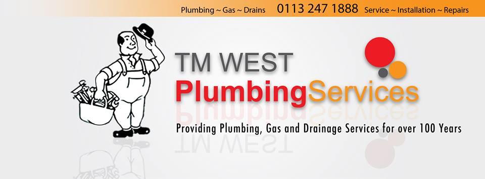 T.M.West Plumbing Services Ltd Verified Logo