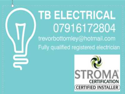 TB electrical Verified Logo