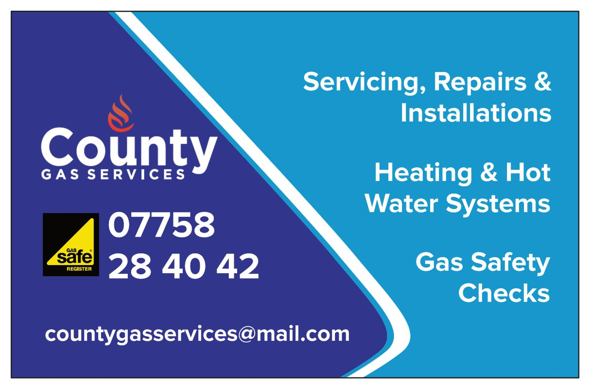 County Gas Services Verified Logo