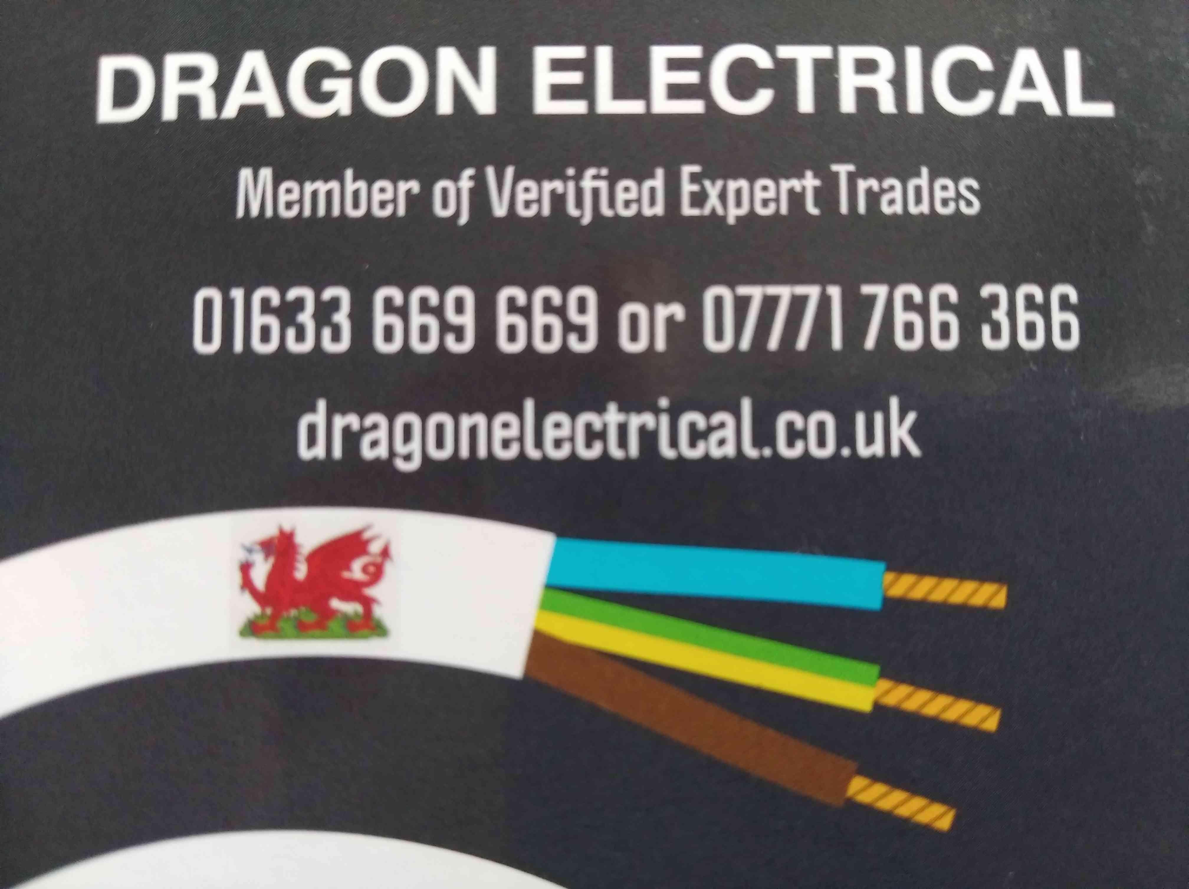 Dragon Electrical Verified Logo