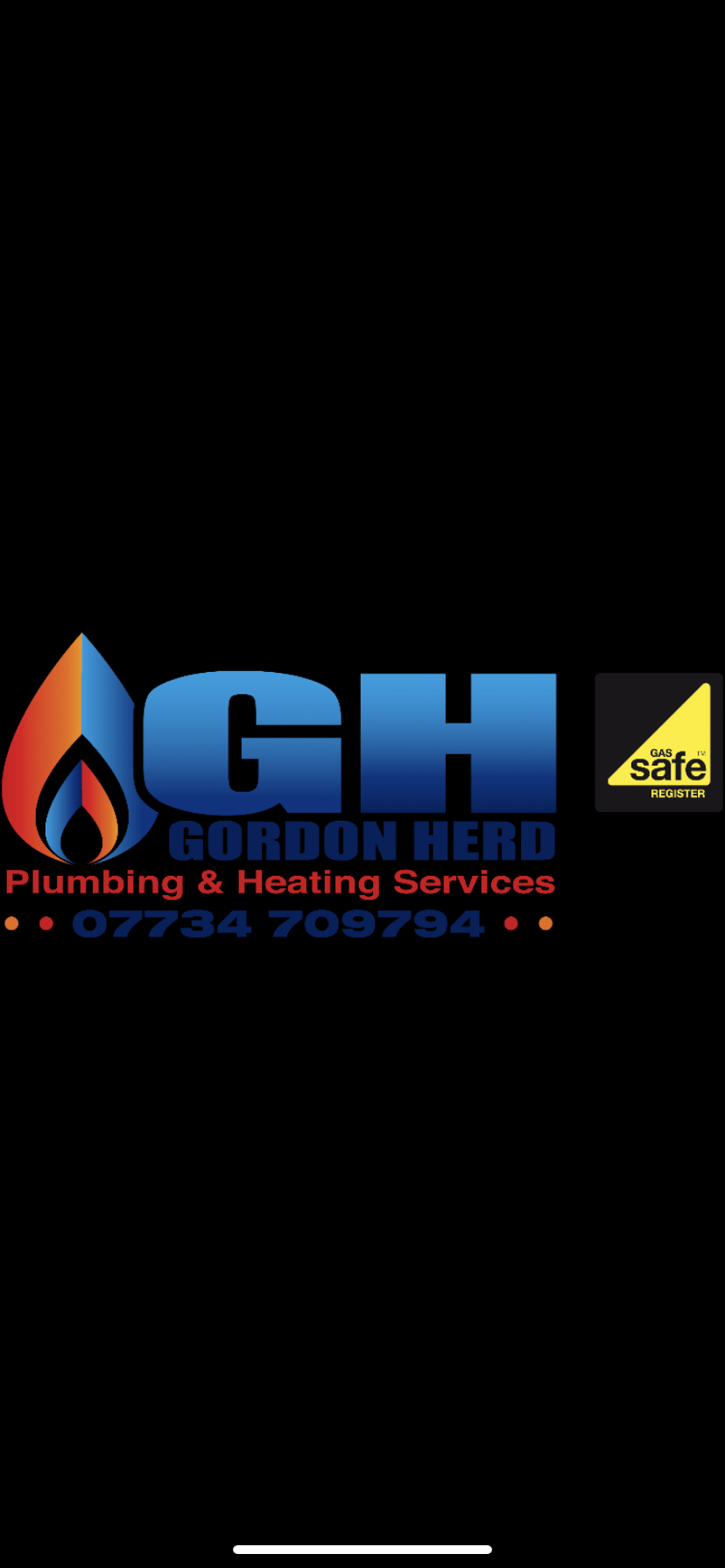 Gordon Herd Plumbing & Heating Services Verified Logo
